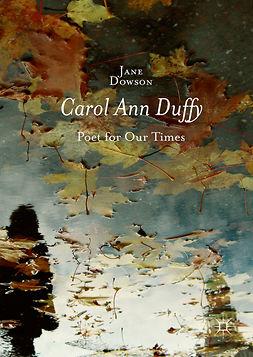 Dowson, Jane - Carol Ann Duffy, e-kirja