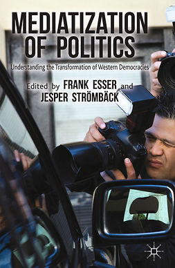 Esser, Frank - Mediatization of Politics, ebook