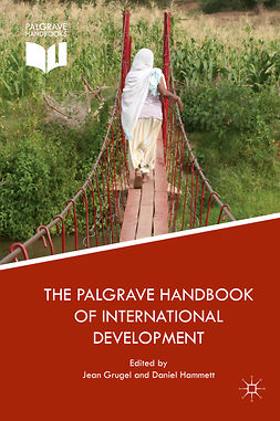 Grugel, Jean - The Palgrave Handbook of International Development, e-bok