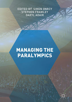 Adair, Daryl - Managing the Paralympics, ebook