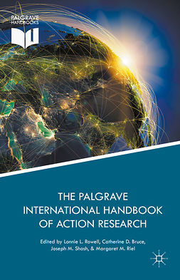 Bruce, Catherine D. - The Palgrave International Handbook of Action Research, e-kirja