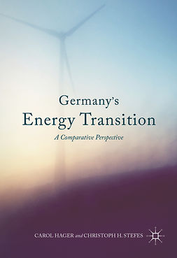 Hager, Carol - Germany's Energy Transition, ebook