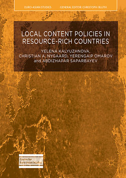 Kalyuzhnova, Yelena - Local Content Policies in Resource-rich Countries, ebook