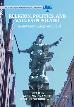 Borowik, Irena - Religion, Politics, and Values in Poland, e-bok