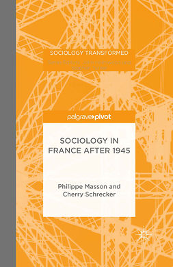 Masson, Philippe - Sociology in France after 1945, e-bok