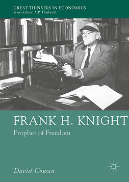 Cowan, David - Frank H. Knight, e-kirja
