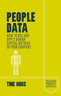 Huus, Tine - People Data, e-kirja