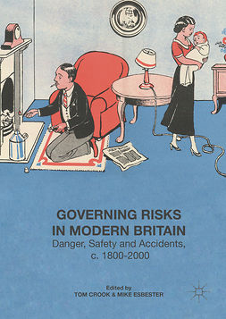 Crook, Tom - Governing Risks in Modern Britain, ebook