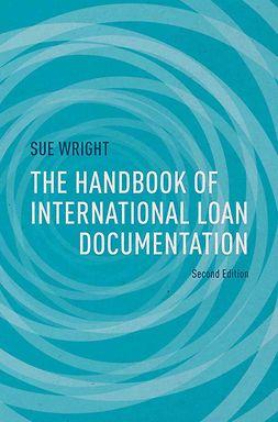 Wright, Sue - The Handbook of International Loan Documentation, ebook