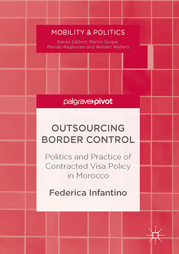 Infantino, Federica - Outsourcing Border Control, ebook