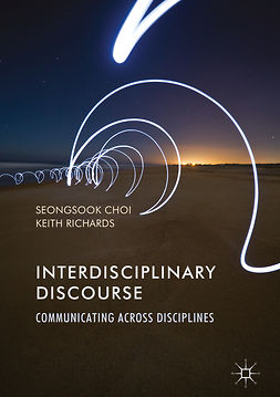 Choi, Seongsook - Interdisciplinary Discourse, ebook