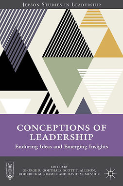 Allison, Scott T. - Conceptions of Leadership, e-bok