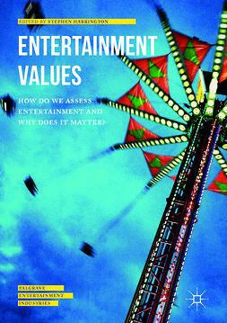 Harrington, Stephen - Entertainment Values, ebook