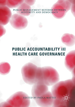Mattei, Paola - Public Accountability and Health Care Governance, ebook
