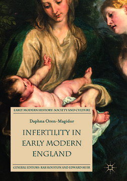 Oren-Magidor, Daphna - Infertility in Early Modern England, ebook