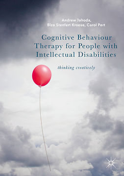 Jahoda, Andrew - Cognitive Behaviour Therapy for People with Intellectual Disabilities, e-bok
