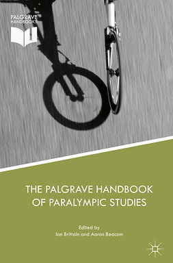Beacom, Aaron - The Palgrave Handbook of Paralympic Studies, e-bok