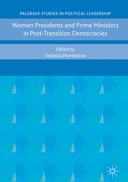 Montecinos, Verónica - Women Presidents and Prime Ministers in Post-Transition Democracies, e-bok