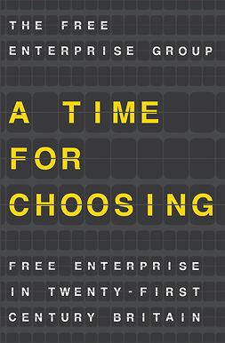 Bourne, Ryan - A Time for Choosing, ebook