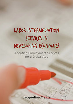 Mazza, Jacqueline - Labor Intermediation Services in Developing Economies, ebook