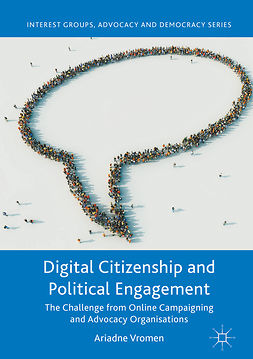 Vromen, Ariadne - Digital Citizenship and Political Engagement, ebook