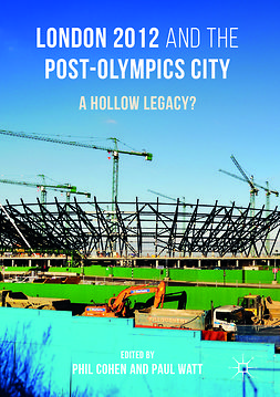 Cohen, Phil - London 2012 and the Post-Olympics City, e-bok
