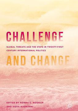 Nadkarni, Vidya - Challenge and Change, e-bok