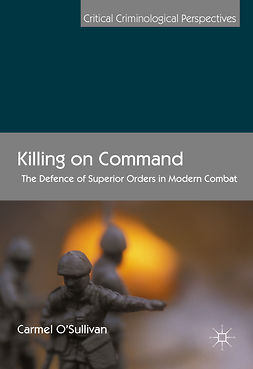 O'Sullivan, Carmel - Killing on Command, ebook