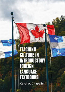 Chapelle, Carol A. - Teaching Culture in Introductory Foreign Language Textbooks, e-bok