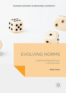 Teraji, Shinji - Evolving Norms, ebook
