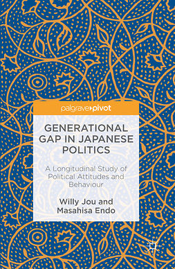 Endo, Masahisa - Generational Gap in Japanese Politics, ebook