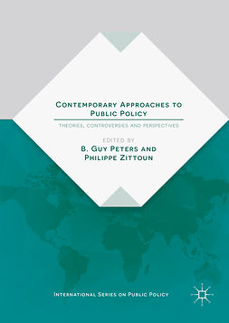 Peters, B. Guy - Contemporary Approaches to Public Policy, e-kirja
