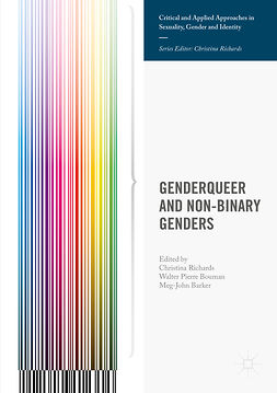 Barker, Meg-John - Genderqueer and Non-Binary Genders, ebook