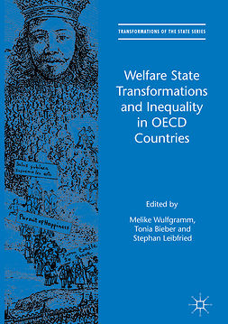 Bieber, Tonia - Welfare State Transformations and Inequality in OECD Countries, e-bok
