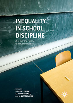 Mediratta, Kavitha - Inequality in School Discipline, ebook
