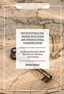 Spiteri, Damian - Multiculturalism, Higher Education and Intercultural Communication, ebook