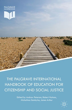 Arthur, James - The Palgrave International Handbook of Education for Citizenship and Social Justice, e-bok