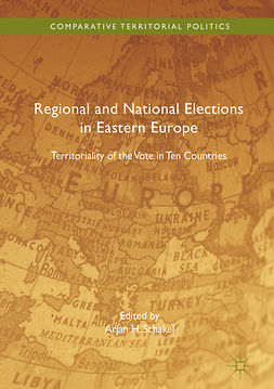 Schakel, Arjan H. - Regional and National Elections in Eastern Europe, ebook