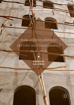 Nyeck, S.N. - Public Procurement Reform and Governance in Africa, ebook