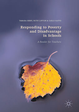Bibby, Tamara - Responding to Poverty and Disadvantage in Schools, ebook