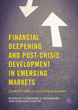 Canuto, Otaviano - Financial Deepening and Post-Crisis Development in Emerging Markets, ebook