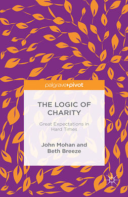 Breeze, Beth - The Logic of Charity: Great Expectations in Hard Times, ebook