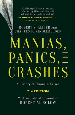 Aliber, Robert Z. - Manias, Panics, and Crashes, ebook