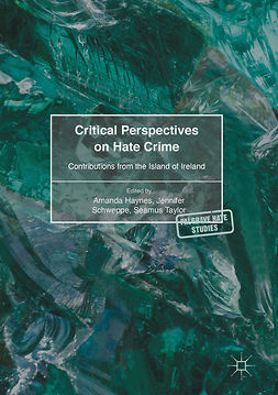 Haynes, Amanda - Critical Perspectives on Hate Crime, ebook