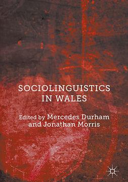 Durham, Mercedes - Sociolinguistics in Wales, e-bok