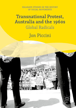 Piccini, Jon - Transnational Protest, Australia and the 1960s, e-kirja