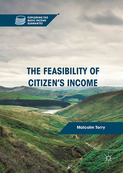 Torry, Malcolm - The Feasibility of Citizen's Income, ebook