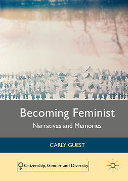 Guest, Carly - Becoming Feminist, ebook