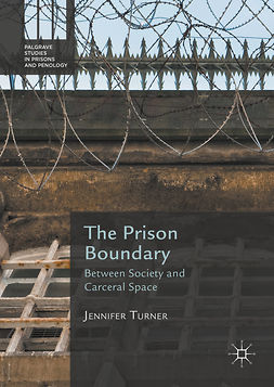 Turner, Jennifer - The Prison Boundary, e-kirja