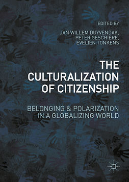 Duyvendak, Jan Willem - The Culturalization of Citizenship, e-bok